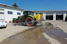 Moccia Навесна Пръскачка GK 1000 литра Захват 15 метра